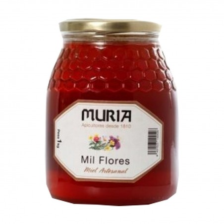 MIEL DE TOMILLO MURIA (250 GR)