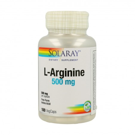 L-ARGININA 500 MG SOLARAY...