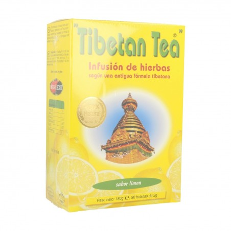 TE SABOR LIMON TIBETAN TEA...