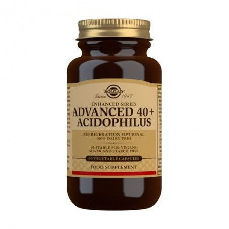 ADVANCED 40+ ACIDOPHILUS...