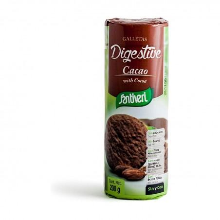GALLETAS DIGESTIVE CACAO...