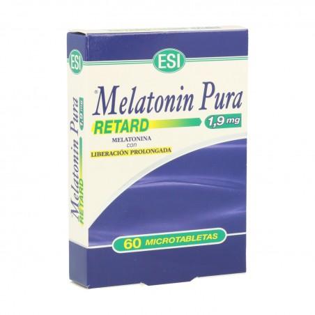 MELATONIN PURA RETARD 1,9...