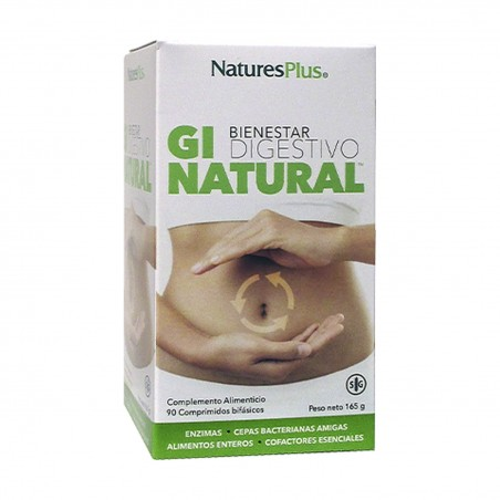 GI NATRAL NATURE´S PLUS (90...