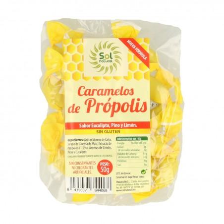 CARAMELOS DE PROPOLIS SOL...