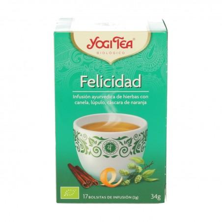 YOGI TEA FELICIDAD 17...