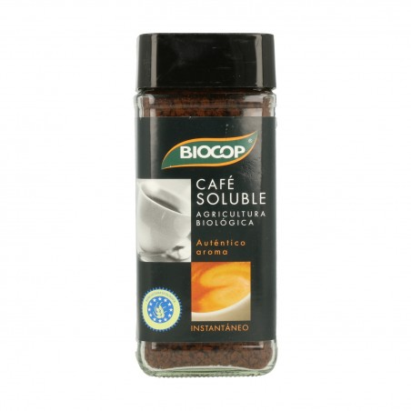 CAFE SOLUBLE BIOCOP (100 GR)