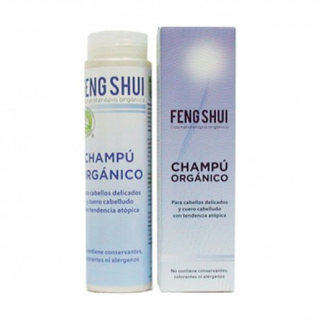CHAMPU ORGANICO FENG SHUI...