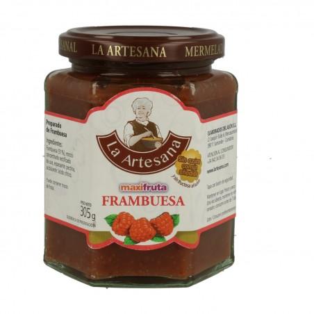 MERMELADA FRAMBUESA SIN...