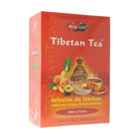TE SABOR FRUTAS TIBETAN TEA...