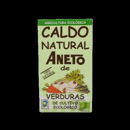 CALDO VERDURAS BIO ANETO (1 L)