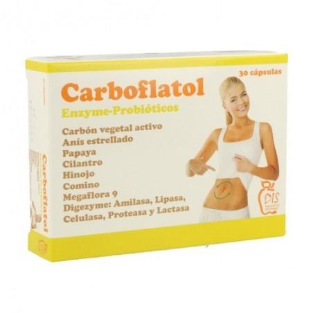 CARBOFLATOL DIS (30 CAPSULAS)