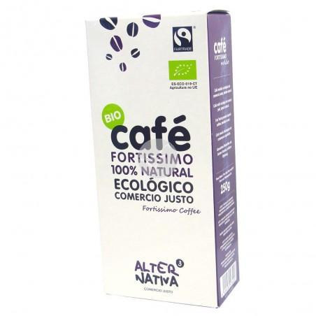 CAFE MOLIDO FORTISSIMO BIO...