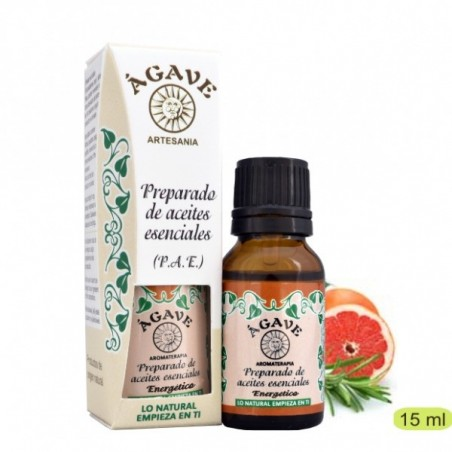 ACEITE ENERGETICO AGAVE (15...
