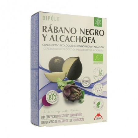 BIPOLE RABANO NEGRO Y...