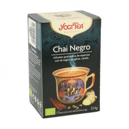 YOGI TEA CHAI NEGRO 17...