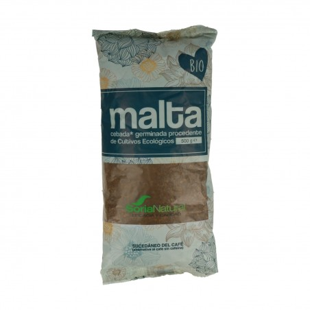 MALTA SORIA NATURAL (500 GR)