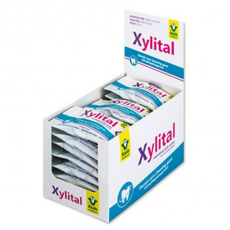 CHICLES XILYTAL RAAB (10...