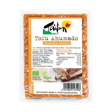 TOFU AHUMADO ALMENDRA Y...