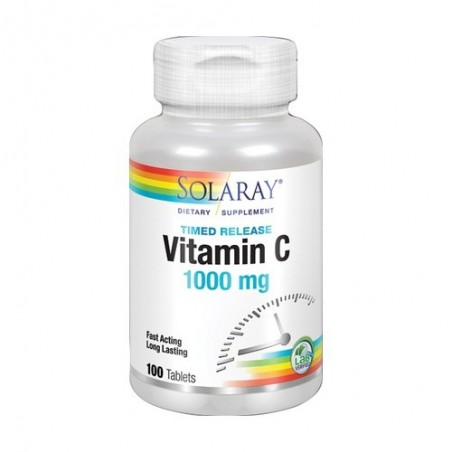 VITAMINA C 1000 MG RETARD...