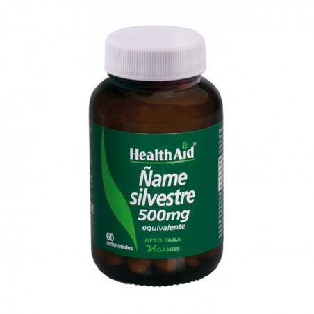 WILD YAM HEALTH AID (60...