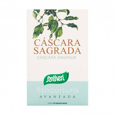 CASCARA SAGRADA SANTIVERI...