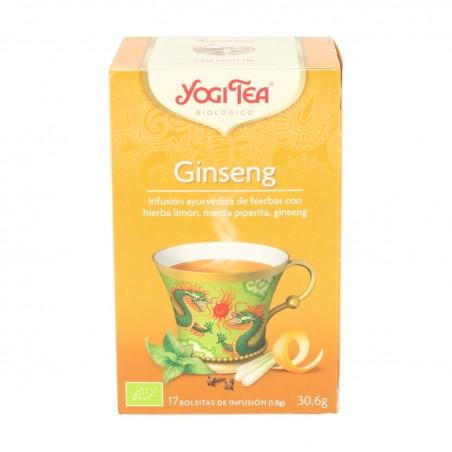 YOGI TEA GINSENG 17...