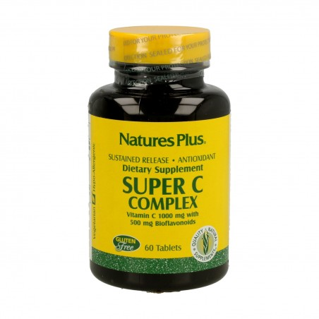 VITAMINA NATURE´S PLUS (60...