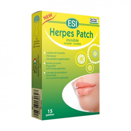 HERPES ESI (15 PARCHES)