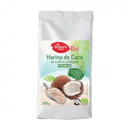 HARINA COCO BIO EL GRANERO...