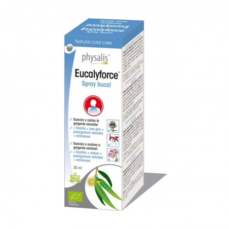EUCALYFORCE SPRAY BUCAL...