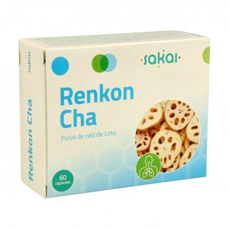 RENKON CHA SAKAI (60 CAPSULAS)