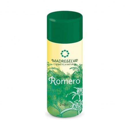 ALCOHOL DE ROMERO...