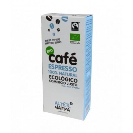 CAFE SPRESSO MOLIDO BIO...
