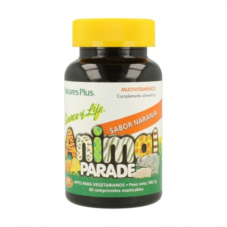 MULTIVITAMINA ANIMAL PARADE...