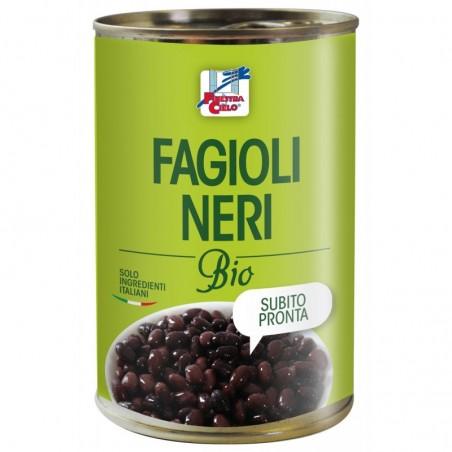 FRIJOLES NEGROS BIO 400GR...