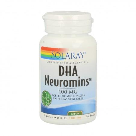 DHA NEUROMINS SOLARAY (30...