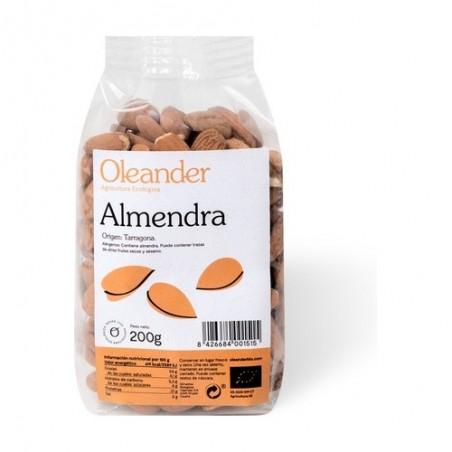 ALMENDRA CRUDA BIO 200GR...