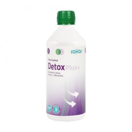 DETOX PLUS SLINE CONTROL...