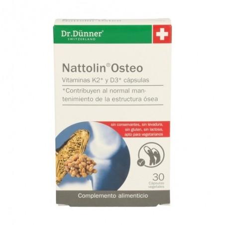 NATTOLIN OSTEO 30CAP DR....