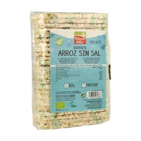 TORTITAS ARROZ S/SAL...