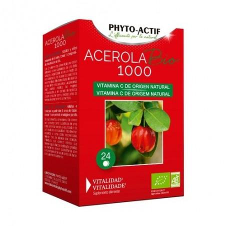 ACEROLA 1000 BIO 24COM...