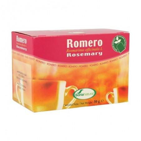 ROMERO 20x1,5GR SORIA NATURAL