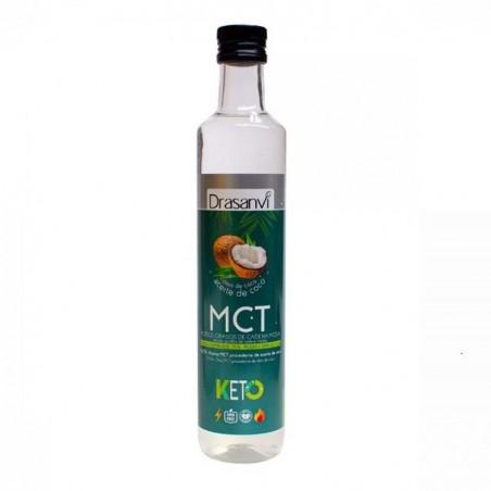 ACEITE MCT COCO DRASANVI (1 L)