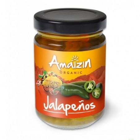 JALAPEÑOS BIO (150 GR) AMAIZIN