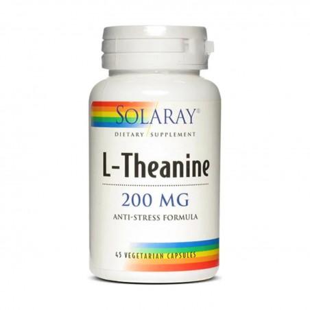 L-THEANINE 200MG 45CAP SOLARAY