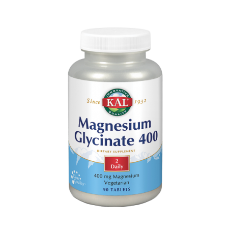 MAGNESIUM GLYCINATO 400MG...