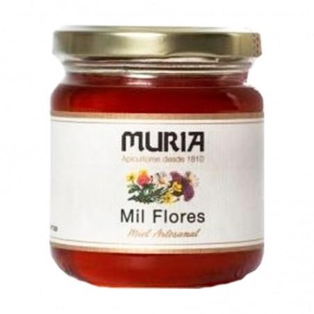 MIEL MIL FLORES MURIA (500 GR)
