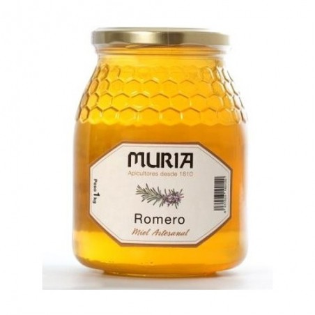 MIEL DE ROMERO MURIA (1 KG)