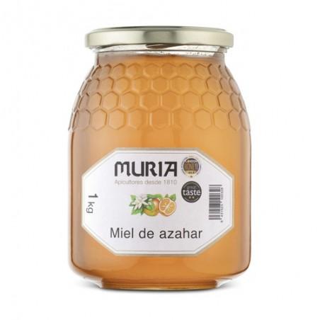 MIEL AZAHAR MURIA (500 GR)