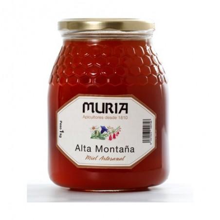 MIEL ALTA MONTAÑA MURIA...